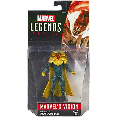 """Коллекционная фигурка Мстителей из серии """"Legends"""" Вижен,  9,5 см от Hasbro"""