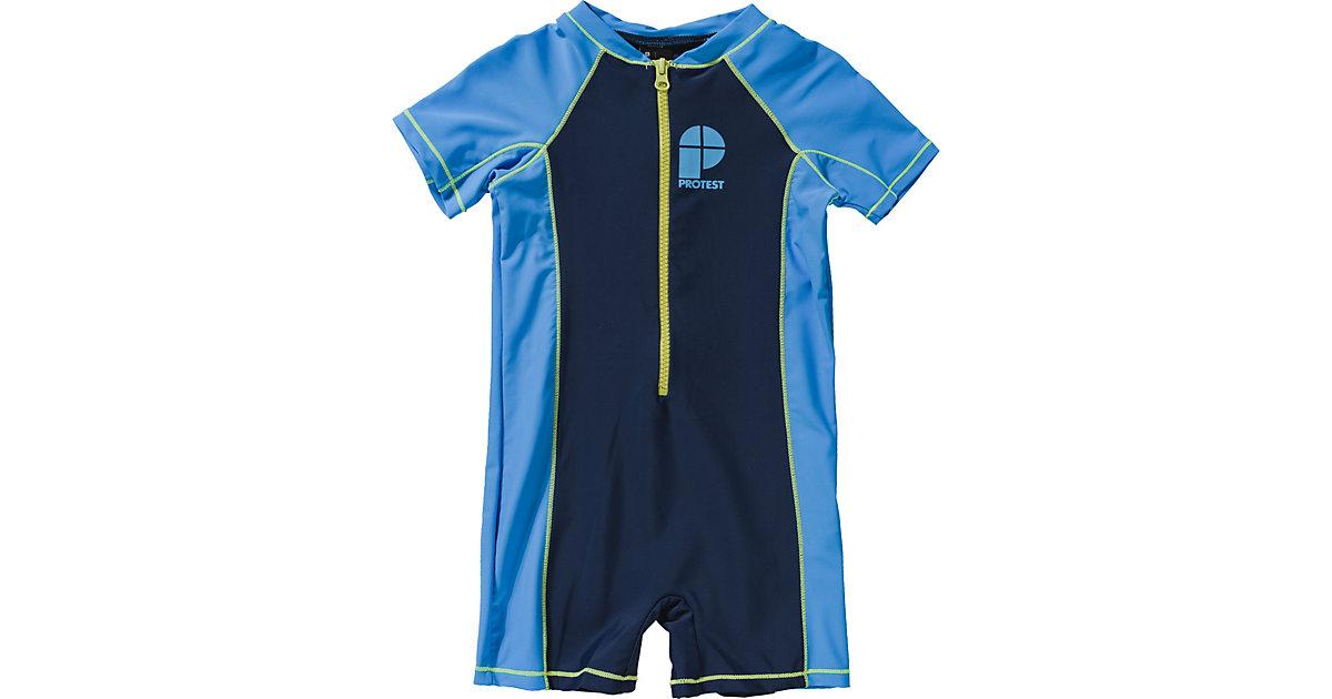 Protest · Schwimmanzug FOWLER mit UV-Schutz Gr. 98 Jungen Kleinkinder