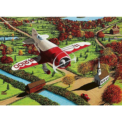 """Пазл Cobble Hill """"Мини-самолет Пчела"""", 1000 деталей от Cobble Hill"""