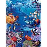 """Пазл Cobble Hill """"Океанские обитатели"""", 400 деталей"""