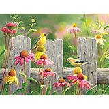 """Пазл Cobble Hill """"Полевые цветы"""", 275 деталей"""