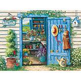 """Пазл Cobble Hill """"Мой сад"""", 500 деталей"""