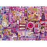 """Пазл Cobble Hill """"Фиолетовый"""", 1000 деталей"""
