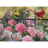 """Пазл Cobble Hill """"Птицы на ограде"""", 1000 деталей"""