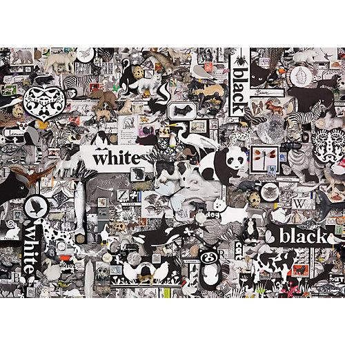 "Пазл Cobble Hill ""Черный"", 1000 деталей от Cobble Hill"