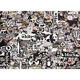 """Пазл Cobble Hill """"Черный"""", 1000 деталей"""