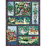 "Пазл Cobble Hill ""Коллаж – летнее цветение"", 500 деталей"