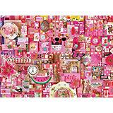 """Пазл Cobble Hill """"Розовый"""", 1000 деталей"""