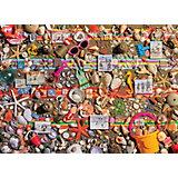 """Пазл Cobble Hill """"Пляжные ракушки"""", 1000 деталей"""