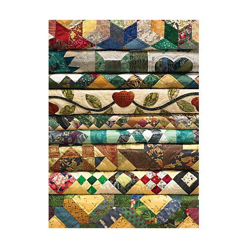 "Пазл Cobble Hill ""Бабушкины одеяла"", 1000 деталей от Cobble Hill"