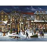 "Пазл Cobble Hill ""Зима в городе"", 500 деталей"