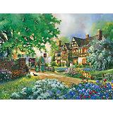 """Пазл Cobble Hill """"Коттедж с розами"""", 275 деталей"""