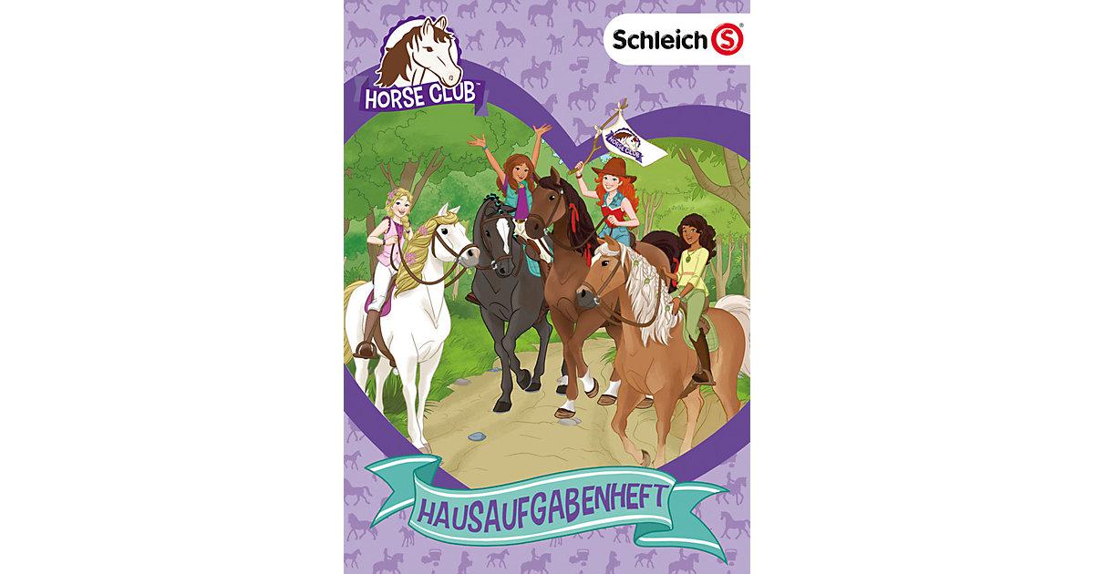 Buch - Hausaufgabenheft Schleich Horse Club