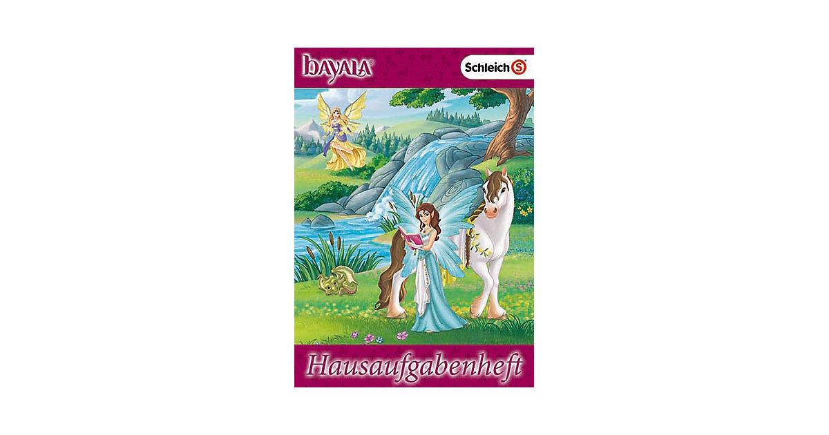 Buch - Hausaufgabenheft Schleich Bayala