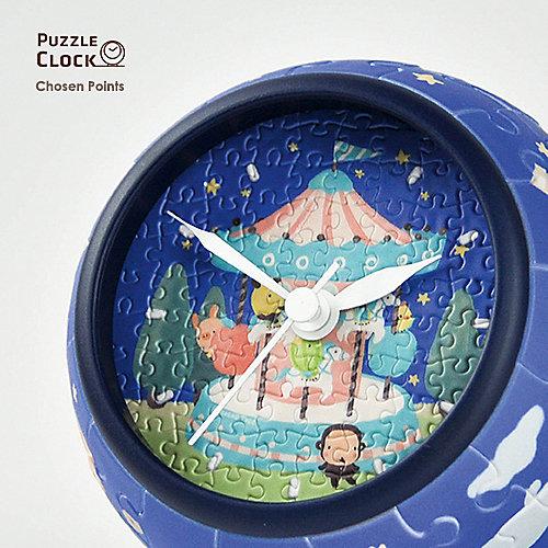 Пазл с часами Pintoo Для малышей, 145 элементов от Pintoo