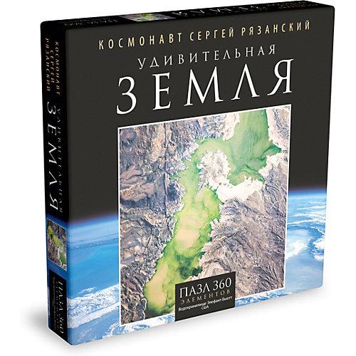 Пазл Удивительная Земля Водохранилище Элефант-Бьютт, 360 элементов от Origami