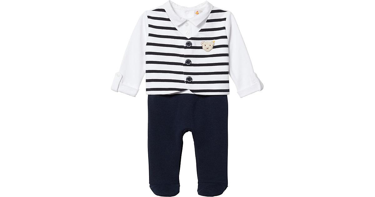 Steiff · Baby Schlafanzug Gr. 68 Jungen Baby