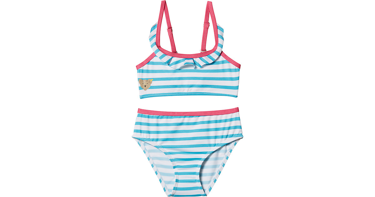 Steiff · Kinder Bikini Gr. 110 Mädchen Kinder