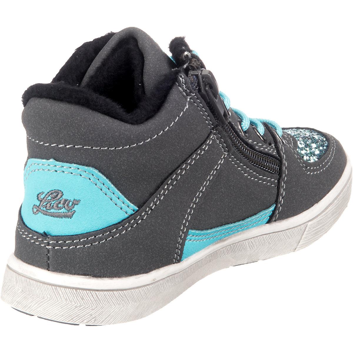 Sneakers High Priscilla, gefüttert, für Mädchen, LICO | myToys
