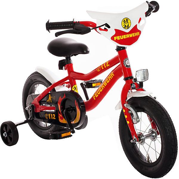 Fahrrad Feuerwehr Mit Reflektierenden Sticker 125 Zoll Bachtenkirch