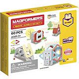Магнитный конструктор Magformers Jumble 60 Set