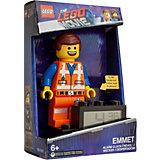 Будильник LEGO Movie 2 , минифигура Emmet