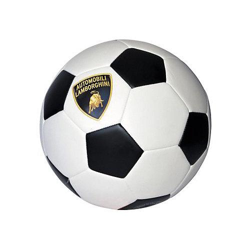 Футбольный мяч Lamborghini, 22 см, белый от Lamborghini