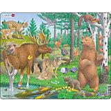 Пазл Larsen Лесные животные