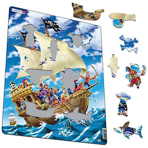 Пазл Larsen Пираты от Larsen