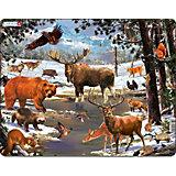 Пазл Larsen Животные Северной Европы