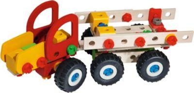 Eichhorn Konstruktionsspielzeug aus Holz, Bob der Baumeister