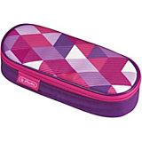 Пенал-косметичка Polina Case Pink Cubes