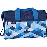 Спортивная сумка Herlitz XL, Blue Cubes