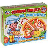 """Магнитная игра """"Собери пиццу"""""""