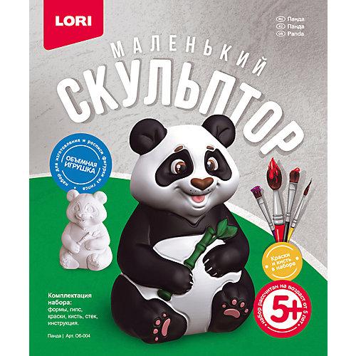 "Набор для творчества Lori ""Маленький скульптор"" Панда"