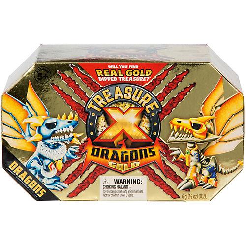 "Набор Treasure X ""Золото драконов"" Дракон и сокровище от Moose"