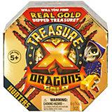 """Набор Treasure X """"Золото драконов"""" Охотник и сокровище"""