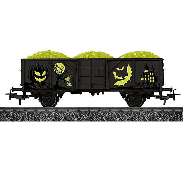 Märklin 44232 Start Up - Halloween Wagen - Glow in the Dark. Spur H0.