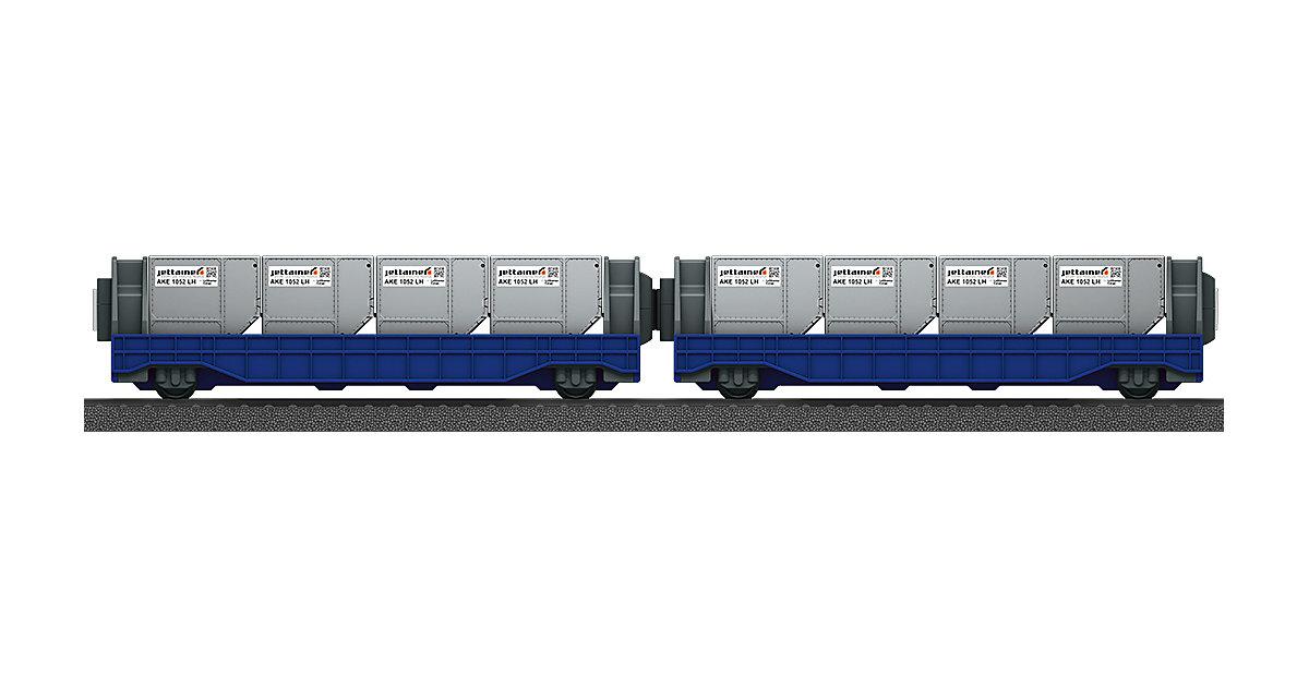Märklin my world - Wagen-Set Airport Jettainer. Spur H0.