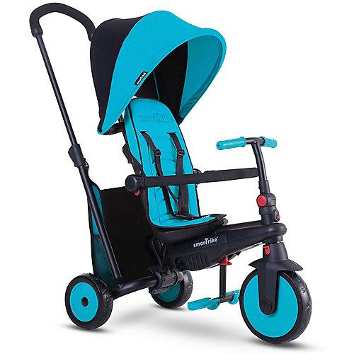 Трехколесный велосипед Smart Trike, голубой