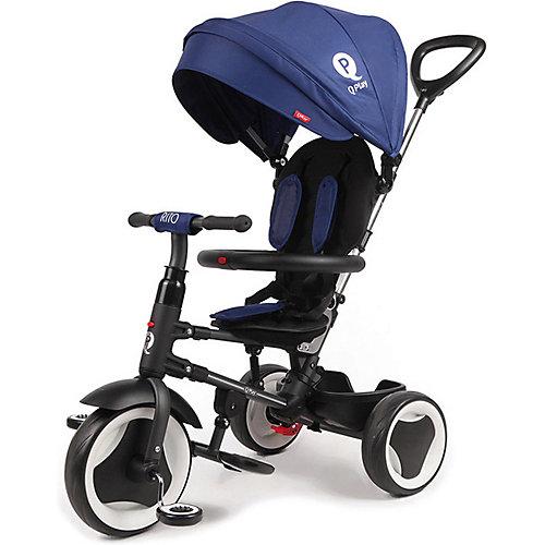 Трехколесный велосипед QPlay, синий от QPlay