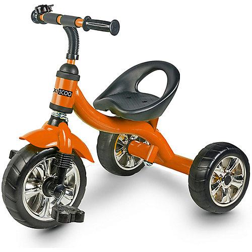 Трехколесный велосипед Maxiscoo, оранжевый от Maxiscoo