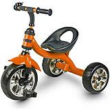Трехколесный велосипед Maxiscoo, оранжевый