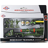 Набор военной техники Wincars