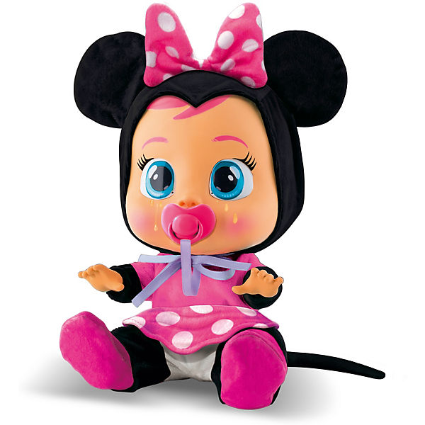 Cry Babies Disneys MINNIE Maus Funktionspuppe