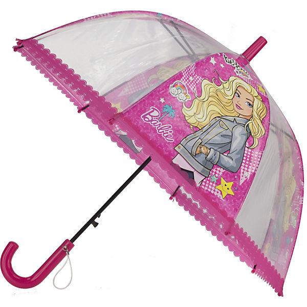 """Детский зонт-трость """"Академия Групп"""" Barbie"""