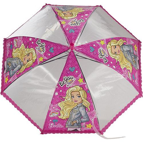 """Детский зонт-трость """"Академия Групп"""" Barbie от Академия групп"""