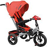 Трехколесный велосипед Moby Kids New Leader 360° 12x10 AIR Car