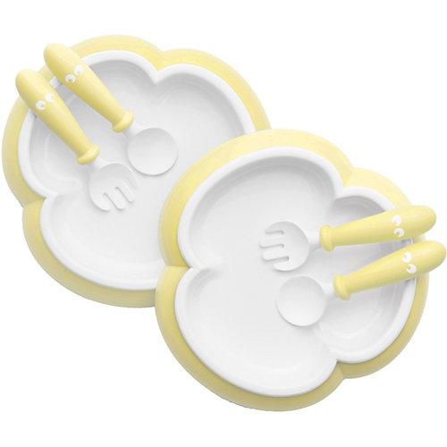 Набор посуды BabyBjorn - желтый от BabyBjorn