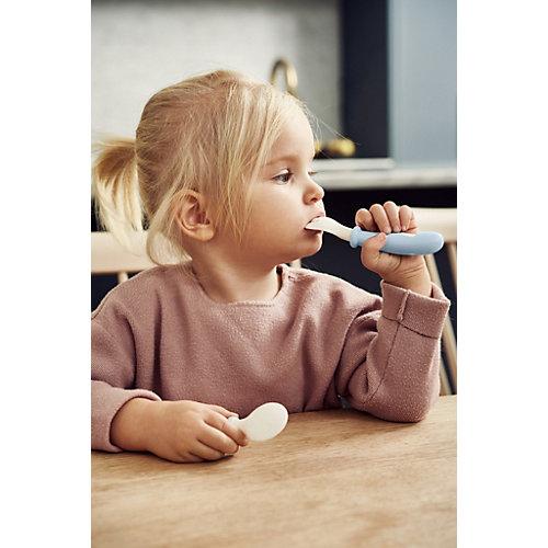 Комплект ложек и вилок BabyBjorn - голубой от BabyBjorn